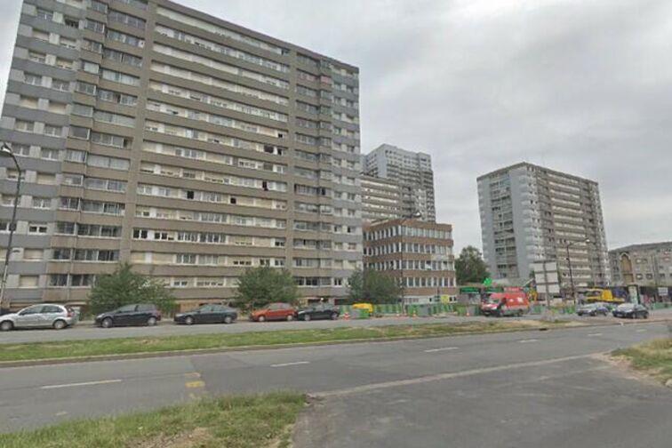 location parking Place de la Libération - Maximilien Robespierre - Vitry-sur-Seine
