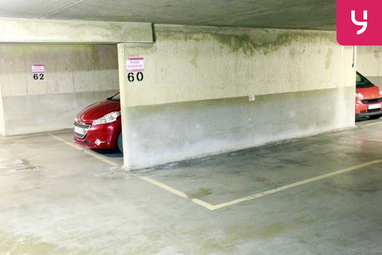 Parking André Citroën - Cauchy box
