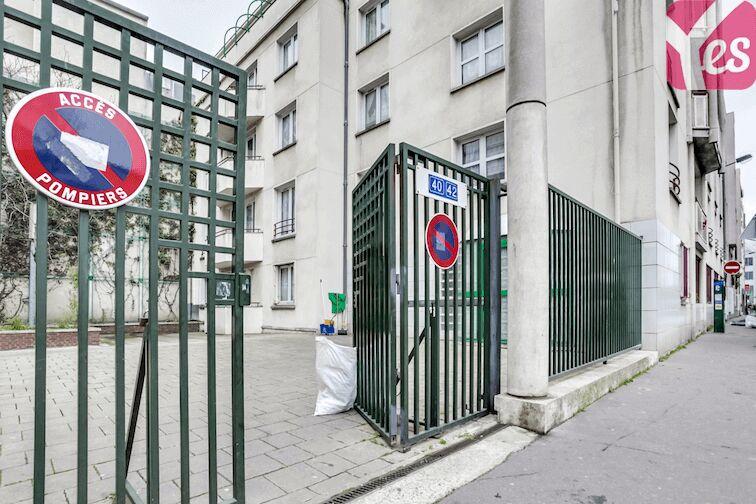 Parking Pajol - Riquet - Paris 40 rue Pajol