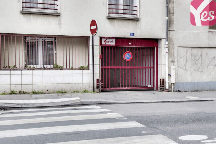 Location parking Pajol - Riquet - Paris