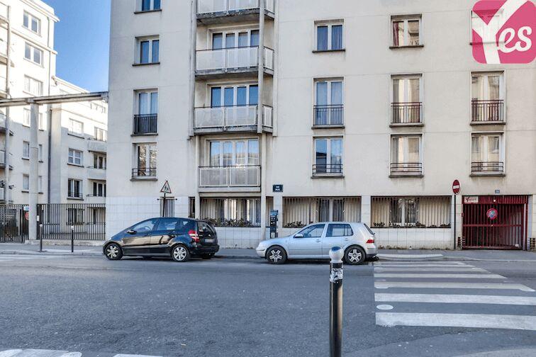 Parking Pajol - Riquet - Paris location