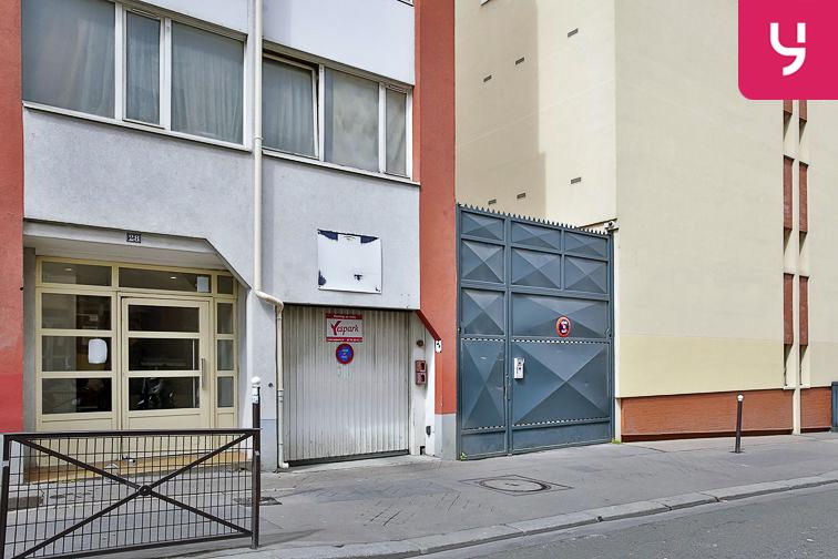 Parking Bibliothèque François Mitterrand - Paris (place moto) pas cher
