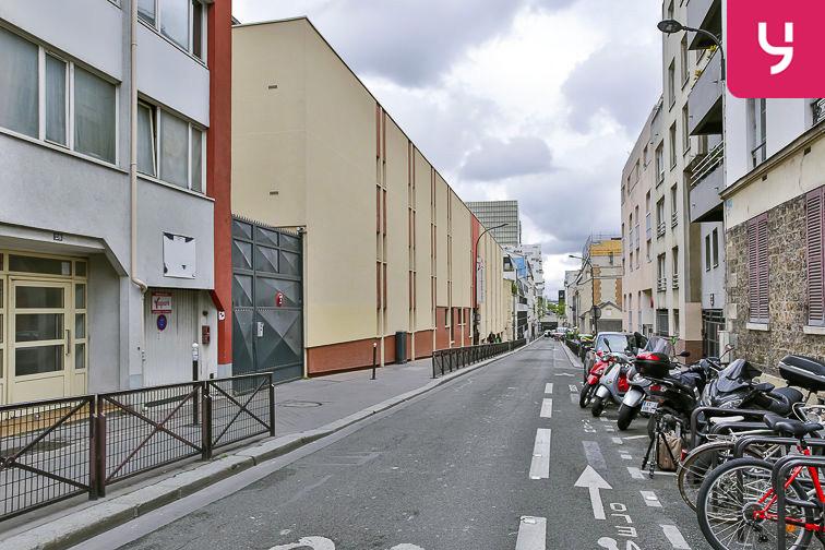 location parking Bibliothèque François Mitterrand - Paris (place moto)