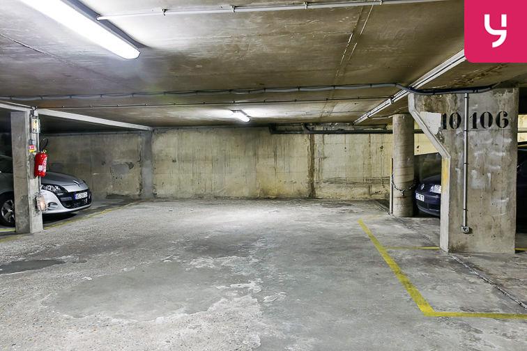 Parking Bibliothèque François Mitterrand - Paris (place moto) sécurisé