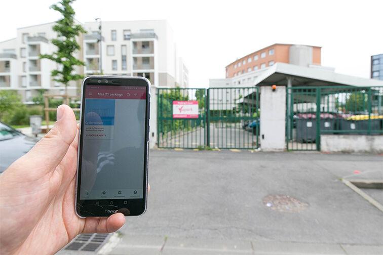 Location parking Carrefour du Général de Gaulle - Bonneuil-sur-Marne