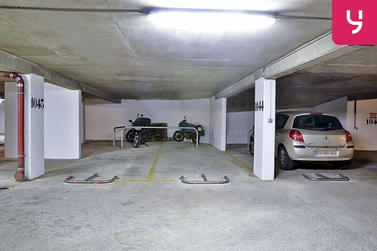 Parking Rosa Parks - rue de l'Ourcq - Paris (place moto) pas cher