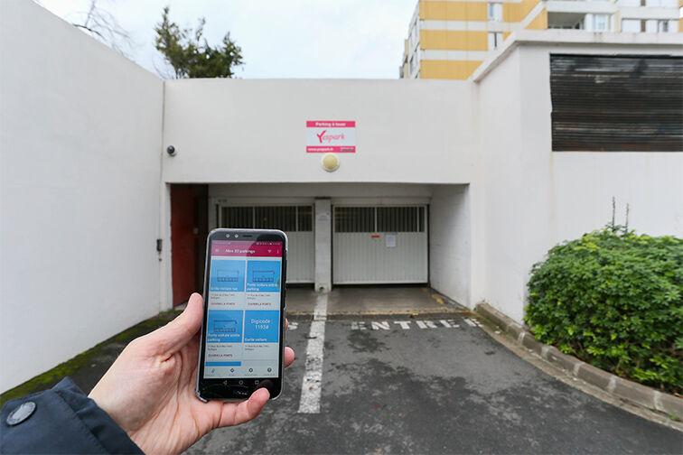 Parking Arrêt La Ferme - avenue Jean Jaurès - Bobigny avis
