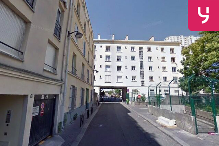 Parking Porte de la Chapelle - rue du Pré - Paris 18 en location