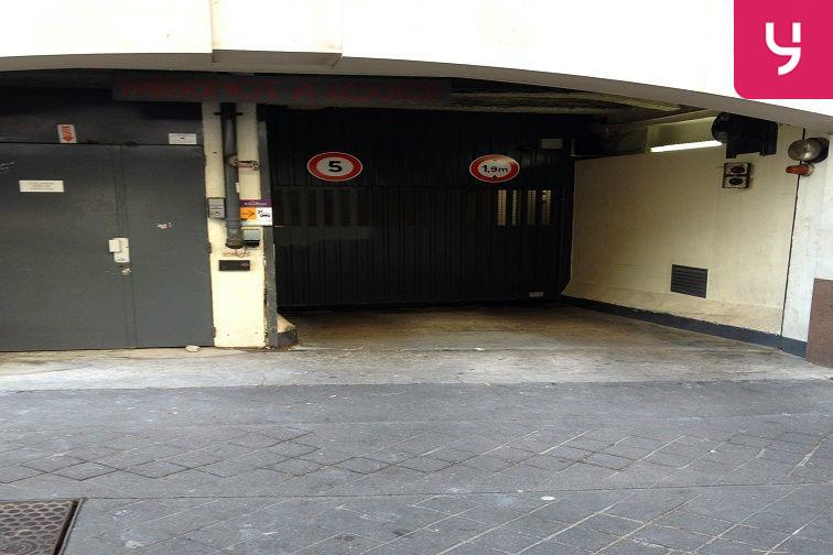 location parking Emile Zola - Saint-Ouen