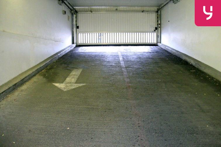 Parking Bercy pas cher