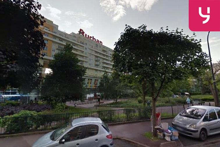 Location parking Les Moulineaux