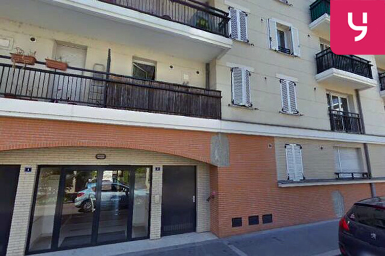 location parking Gare de La Garenne-Colombes