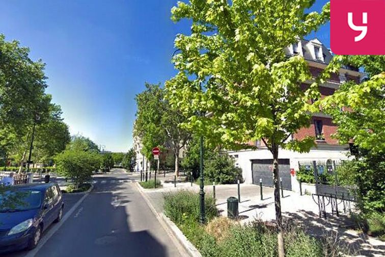 location parking Mairie de Bois-Colombes