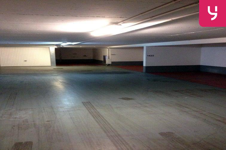 location parking Leon Blum - Clichy
