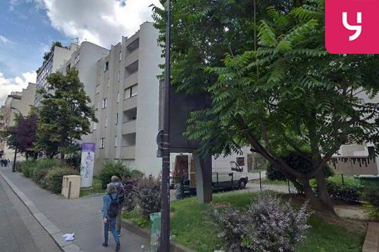 Location parking Rue du Chevaleret - Paris 13