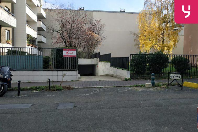 Location parking Bibliothèque François-Mitterrand - Paris 13