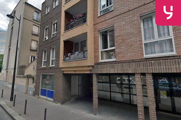 Location parking Place de l'Escadrille - Paris 13