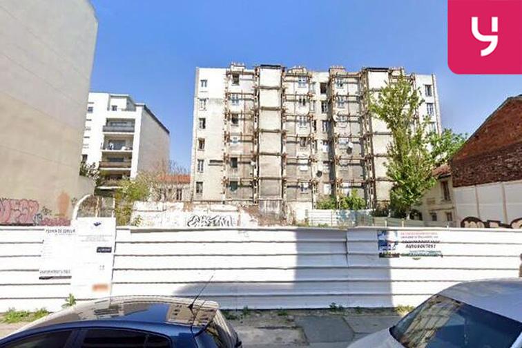 location parking Landy Fruitiers - Saint-Denis