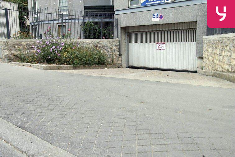 Location parking Pitié-Salpêtrière