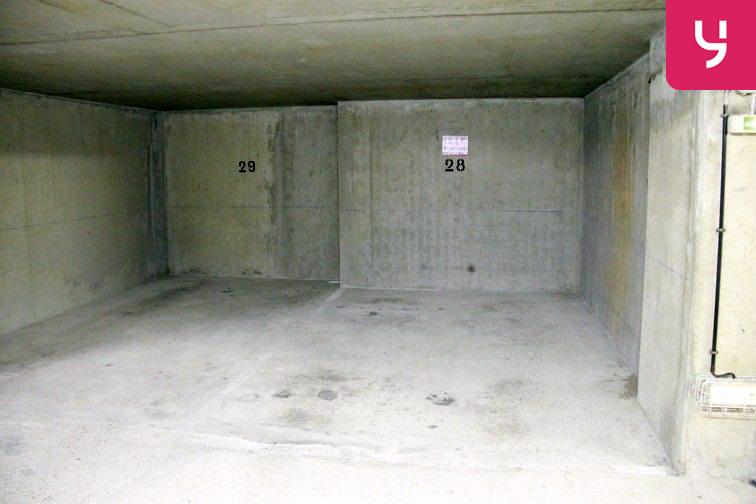 Parking Pitié-Salpêtrière 75013