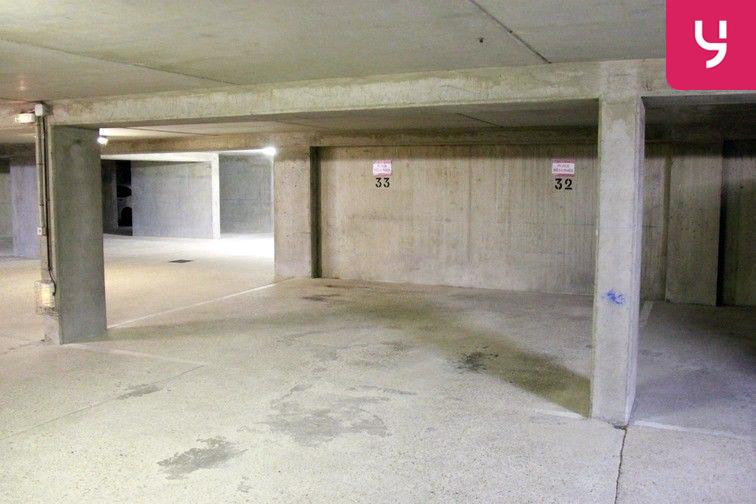 Parking Pitié-Salpêtrière box
