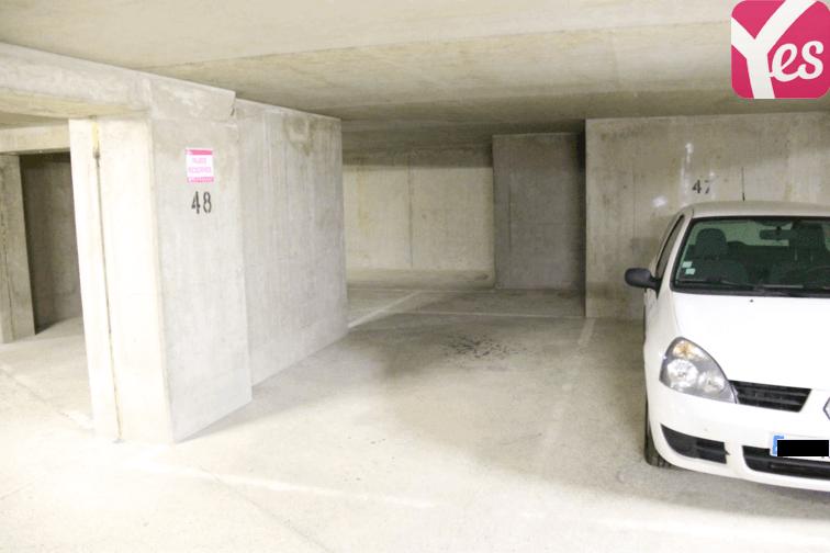 Parking Pitié-Salpêtrière en location
