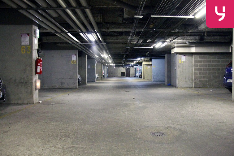 location parking Gare d'Ivry-sur-Seine