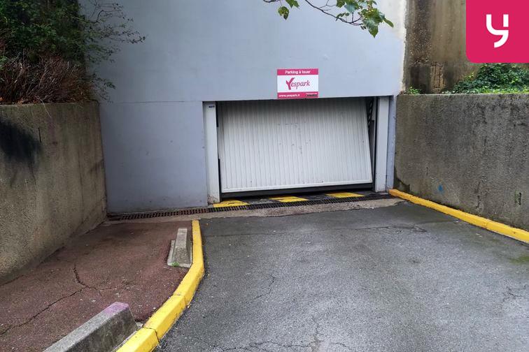 Location parking Rue Paul Morin - Nanterre (box)