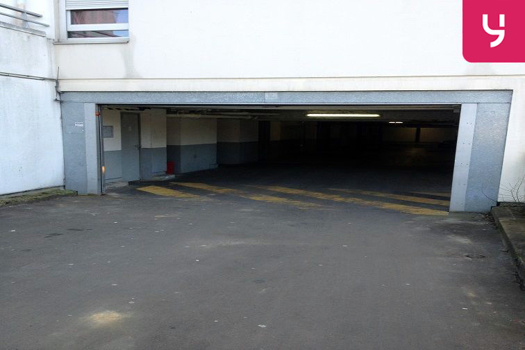 location parking Bobigny - Pantin - Raymond Queneau