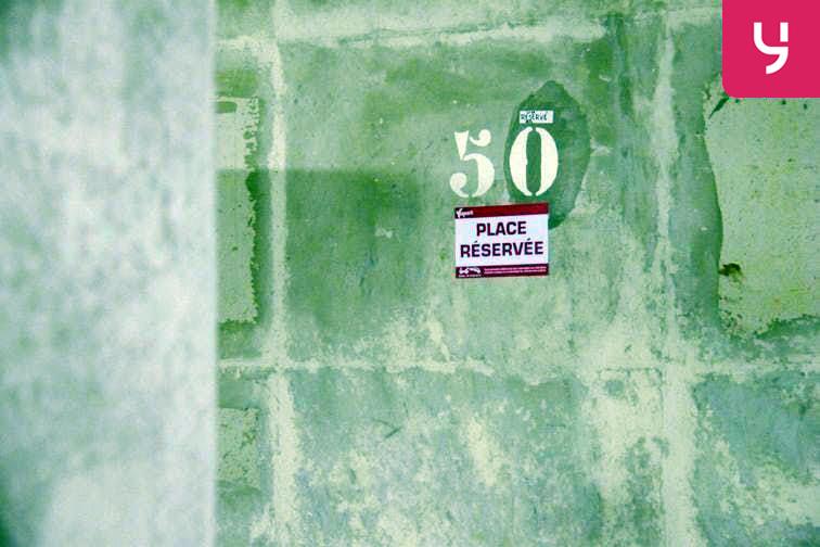 Parking Bichat - Claude Bernard location mensuelle