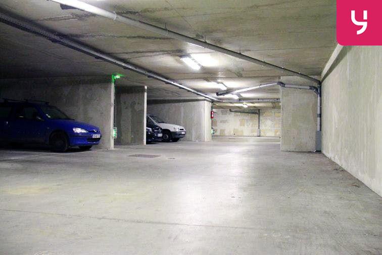 Parking Bichat - Claude Bernard gardien