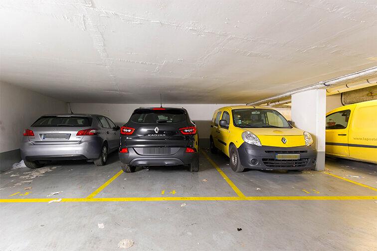Parking Charonne 4 rue Emile Lepeu