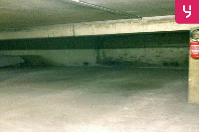 location parking Mairie de Livry-Gargan