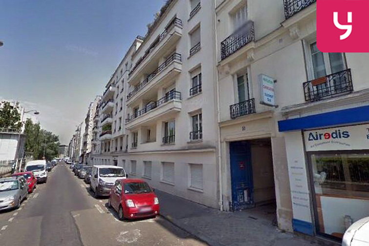 Location parking Boulevard de Bercy - Paris 12 (Places moto)
