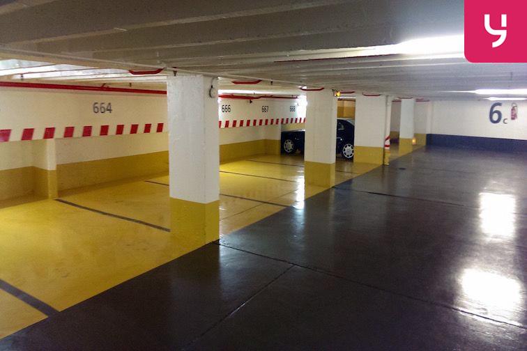 location parking Chardonnerets