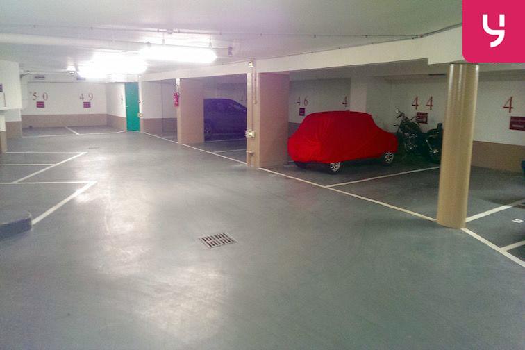 location parking Pierre de Coubertin - La Queue-en-Brie