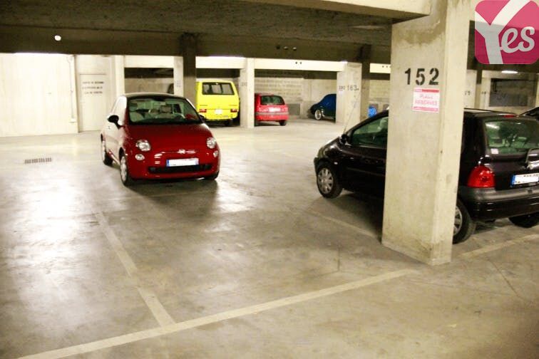 Parking Charenton-le-Pont 24/24 7/7