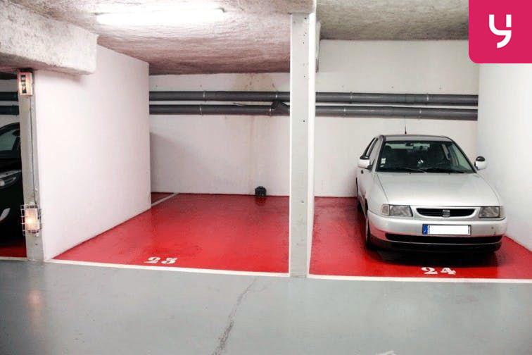 Parking Quai de la Gare Paris