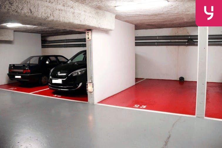 Parking Quai de la Gare location mensuelle