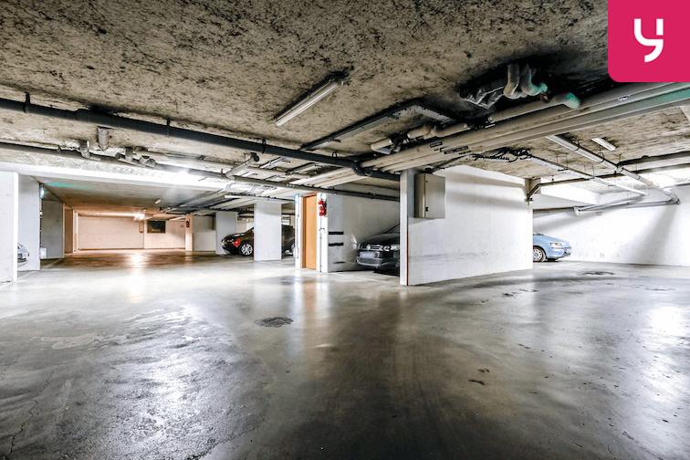 Parking Verdun - Courbevoie sécurisé