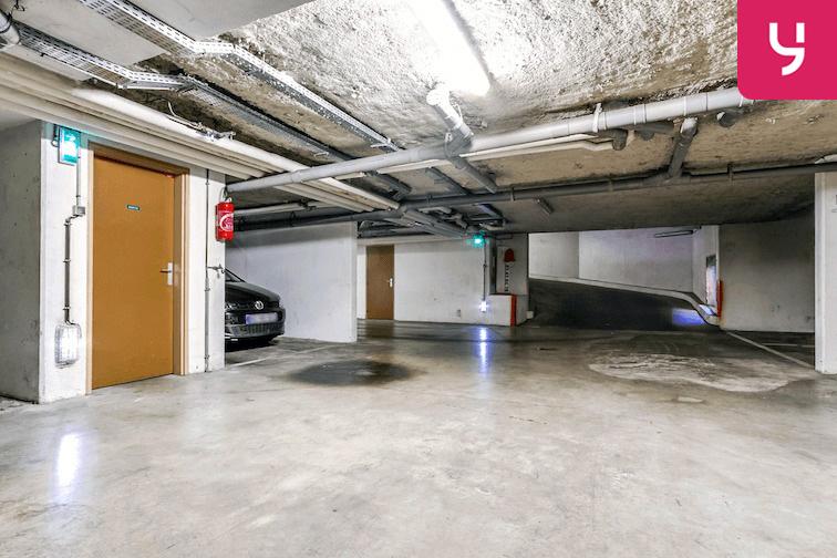 Parking Verdun - Courbevoie souterrain