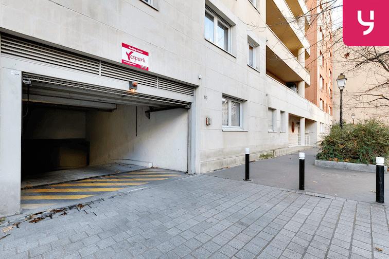 Parking Verdun - Courbevoie pas cher