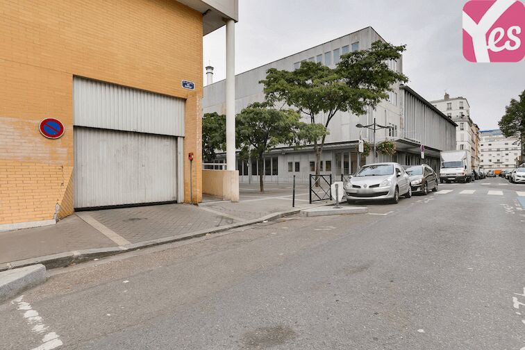 Location parking Maison du peuple - Clichy