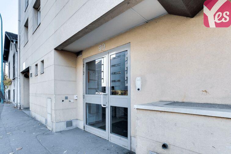 Parking Picasso - Gentilly en location