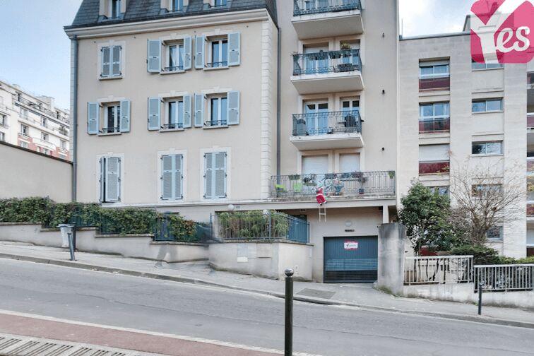 Parking Mairie de Vanves souterrain