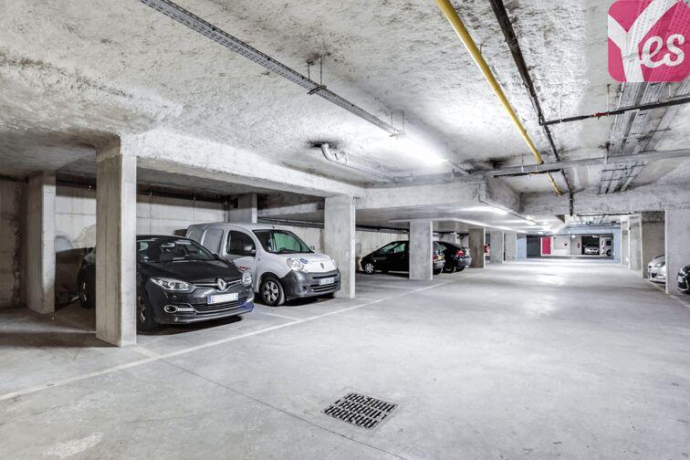 Parking Mairie de Vanves sécurisé