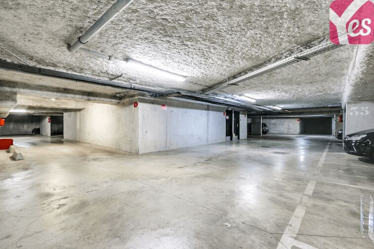 Parking Gare d'Epinay Villetaneuse - Deuil la Barre pas cher