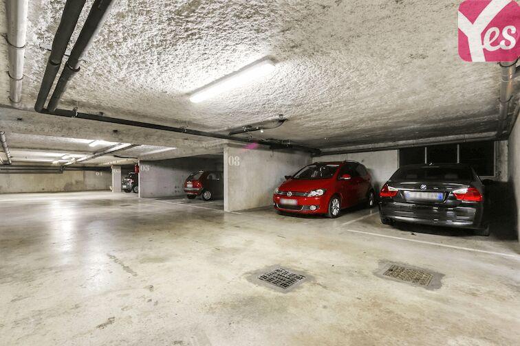 Parking Gare d'Epinay Villetaneuse - Deuil la Barre sécurisé