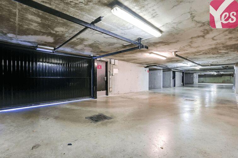 Parking Gare d'Epinay Villetaneuse - Deuil la Barre à louer