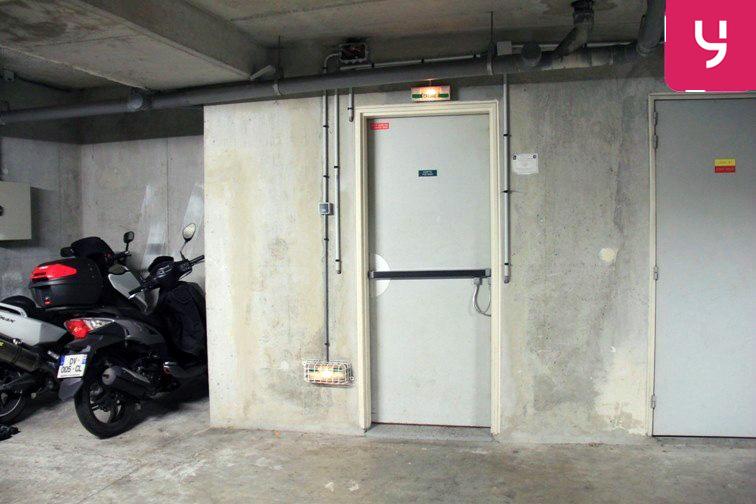 Parking Pont du Garigliano - Hôpital Georges Pompidou en location